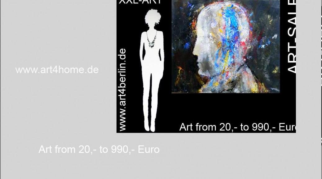 Wandbilder, zeitgenösssiche Malerei