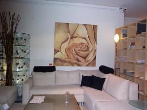 Abstrakte, großformatige Gemälde günstig online kaufen.