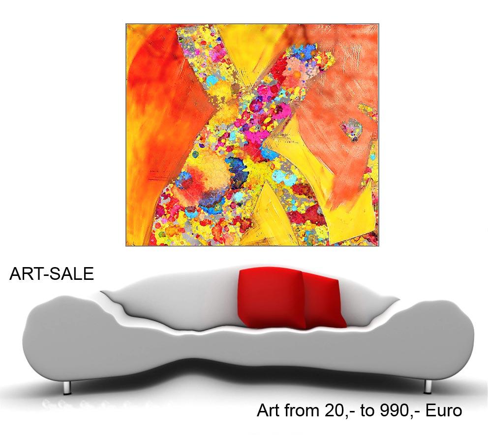Malerei in Öl, Acryl, Leinwand und Keilrahmen | art4berlin
