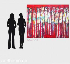 zeitgenössicher Kunst, Kunstgemälde, Leinwandmalerei, Berlin-Kunst,