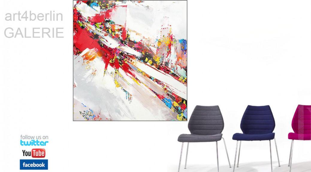 Berlin-Kunst-Galerie für moderne Malerei. Kunstgemälde, großformatige Acrylbilder von €20,- €990,-.