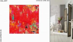 Große Leinwandbilder, farbenfrohe Gemälde günstig kaufen.