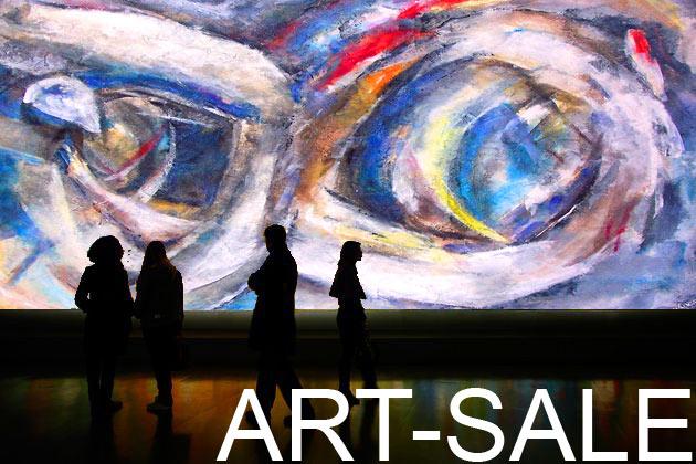 Abstrakte Kunst online. Malerei aus Berlin