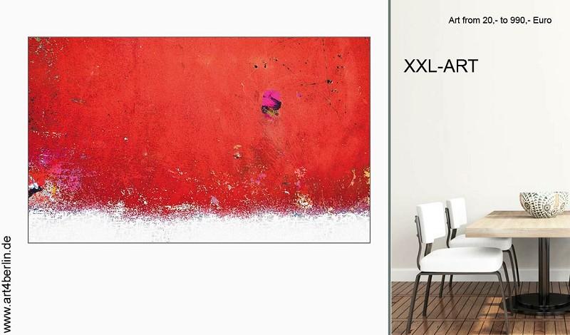 """, """"Modern Art"""" im Großformat für Ihr Wohnzimmer"""