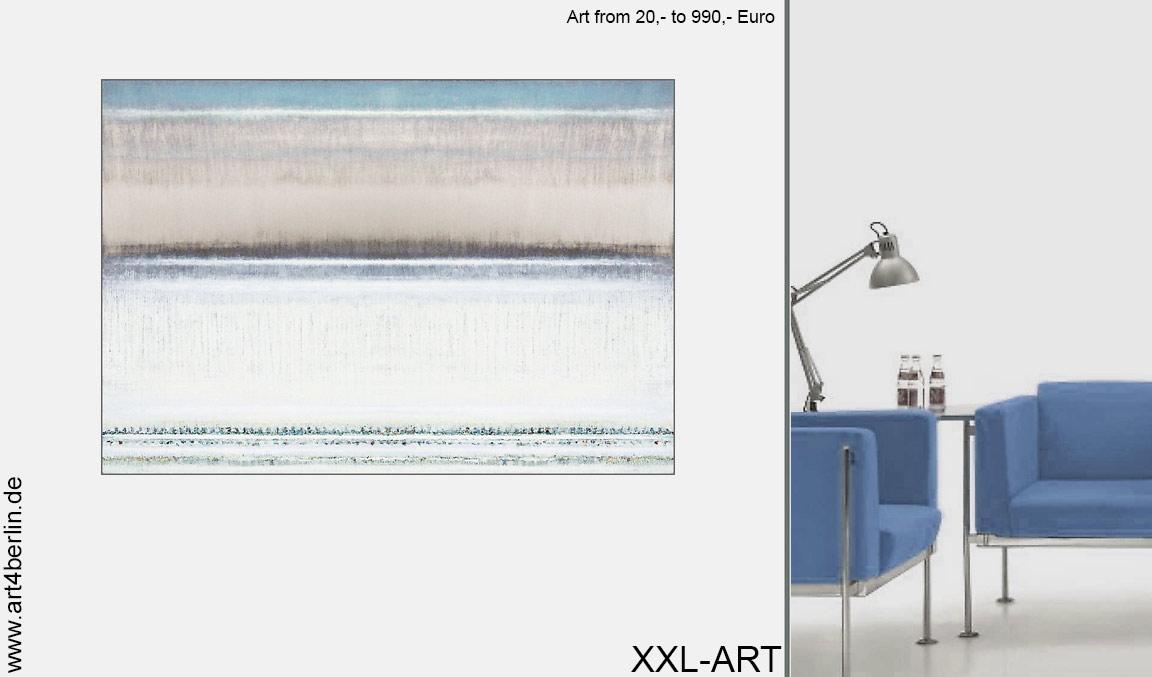 gro e gem lde farbenfrohe malerei abstrakte acrylbilder. Black Bedroom Furniture Sets. Home Design Ideas