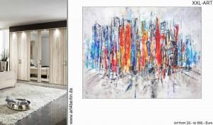 Kunst in Berlin und online günstig kaufen - grosse Formate