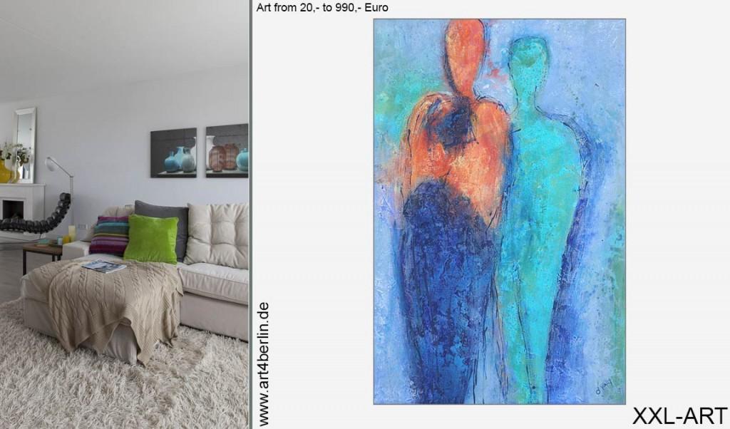 moderne-kunst-im-wohnzimmer