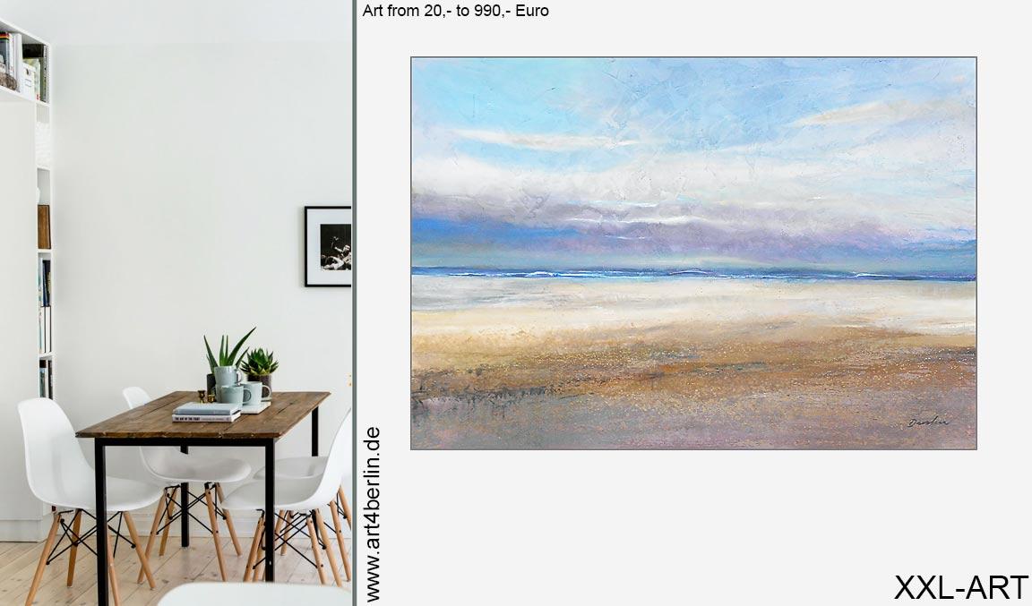 Handgemalte Leinwandbilder und hochwertige Acrylmalerei - jetzt online!